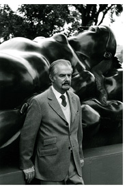 Biography - Fernando Botero - Columbian Painter, famous for his ...